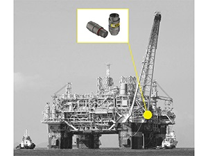 Oil platforms maintenance equipment