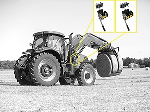 Tractor Front Loaders (3 Functions)