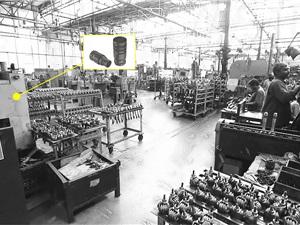 Power steering industry