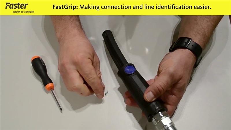 Faster - FastGrip