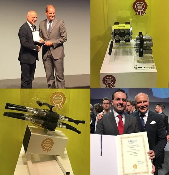 Eima award for Technical Innovation