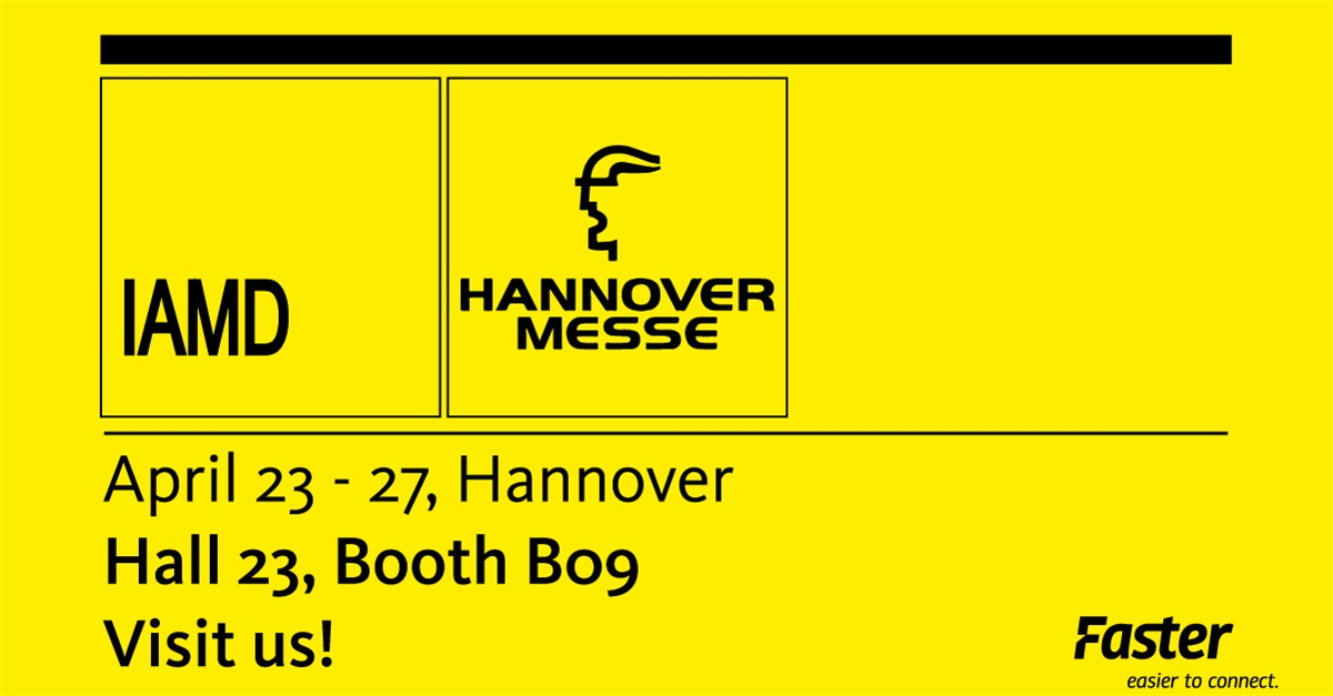 IAMD Hannover Messe 2018