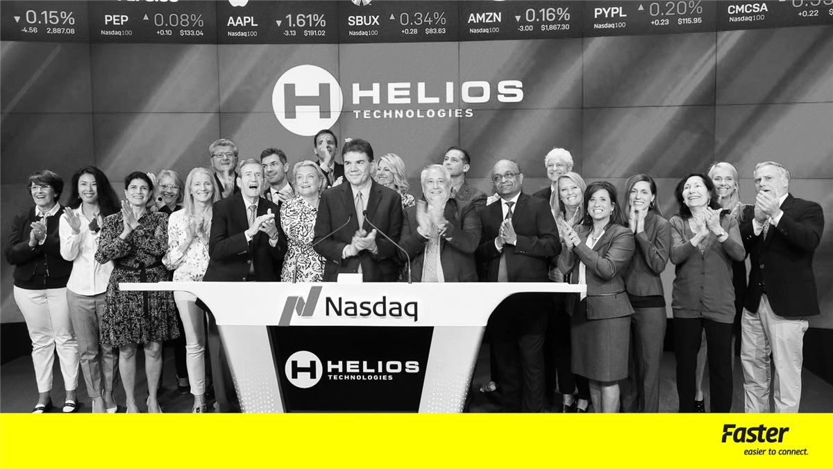 "HELIOS new Nasdaq ticker ""HLIO"""