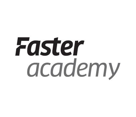 Siamo orgogliosi di presentare Faster Academy!