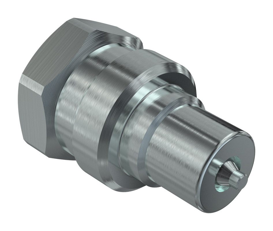 Faster screw-on quick-release coupling  VVS38GAS M 2